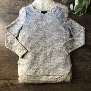 Sanctuary Clothing Gray Top size S